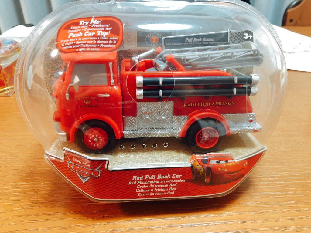 カーズの消防車