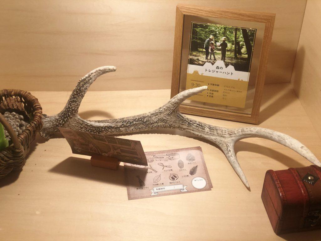 リゾナーレ那須森のトレジャーハント