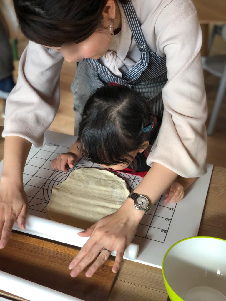 リゾナーレ那須のピッツァ作り